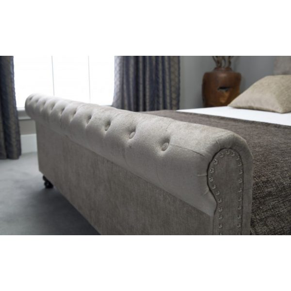 oxford20stone20fabric20ottoman20bed20footboard