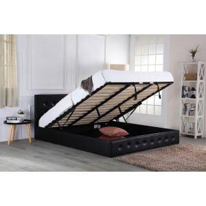 sovereign Ottoman bed black 1