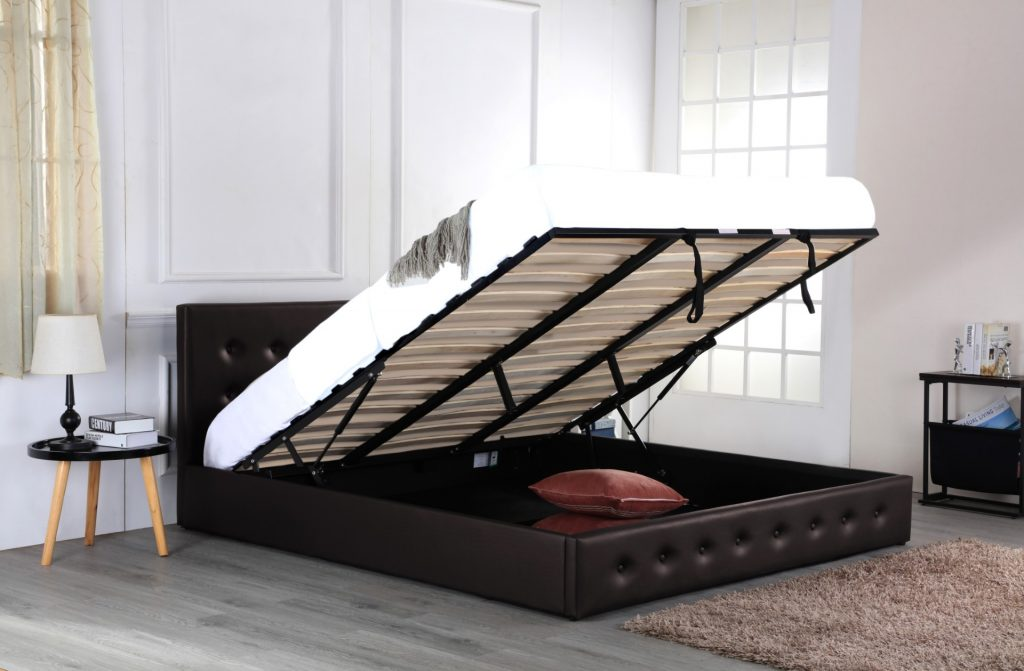 Storage Beds Furnishings Direct